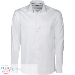 Camisa Básica Popelín Hombre Printer POINT