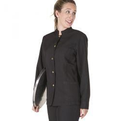 Chaqueta de Hostelería Mujer Cuello Mao 9632
