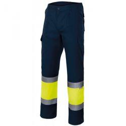 Pantalón de Trabajo de Alta Visibilidad VELILLA 303003