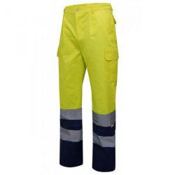 Pantalón de Trabajo de Alta Visibilidad VELILLA 303001