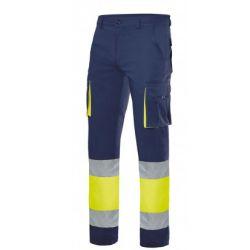 Pantalón de Alta Visibilidad Stretch VELILLA 303002S