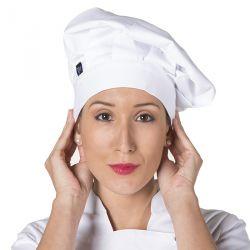 Gorro Gran Chef Blanco 445V