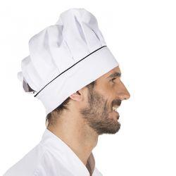 Gorro Cocina Unisex Ribeteado 4486