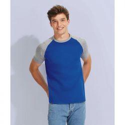 Camiseta Hombre Combinada Contraste SOL'S FUNKY