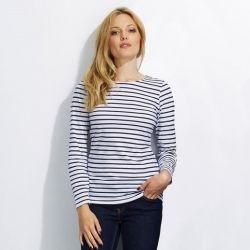 Camiseta de Rayas Marinero Mujer SOL´S MARINE WOMEN