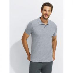 Polo de Manga Corta Hombre Piqué SOL´S PERFECT MEN