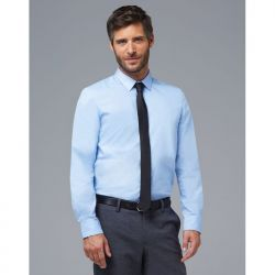 Camisa Hombre Slim Fit Manga Larga SOL´S BLAKE MEN