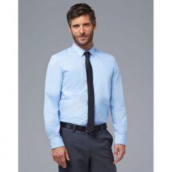 Camisa Hombre Slim Fit Manga Larga SOL´S BLAKE MEN