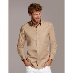 Camisa de Hombre Algodón Twill Manga Larga SOL´S BEL-AIR