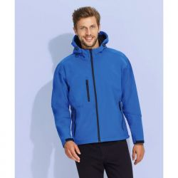 Chaqueta Impermeable Softshell Hombre SOL´S REPLAY MEN