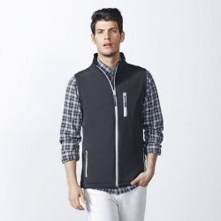 Chaleco Casual Softshell Hombre ROLY NEVADA