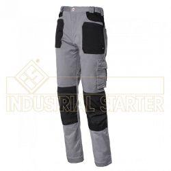 Pantalón de Trabajo Stretch Invernal ISSA LINE 8730