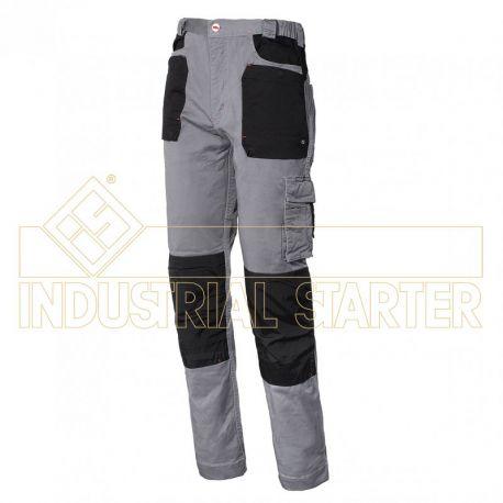 1165e7a20c5 Pantalón de Trabajo Stretch Invernal ISSA LINE 8730