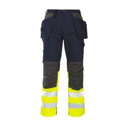Pantalón de Trabajo Alta Visibilidad PROJOB 6522