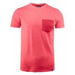 Camiseta Cuello Redondo Hombre James Harvest PORTWILLOW