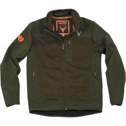 Chaqueta Caza Workshell HUNTERTEAM S8650