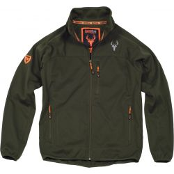 Chaqueta Caza Workshell HUNTERTEAM S8640