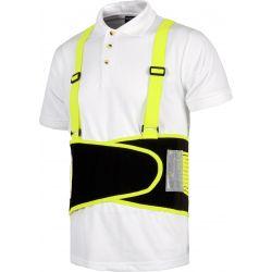 Cinturón Lumbar Alta Visibilidad WORKTEAM WFA305