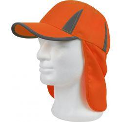 Gorra de Protección Alta Visibilidad WORKTEAM WFA904