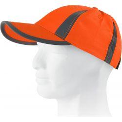 Gorra de Protección Alta Visibilidad WORKTEAM WFA902