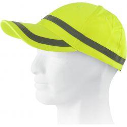 Gorra de Protección Alta Visibilidad WORKTEAM WFA901
