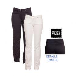 Pantalón Mujer Peluquería Tipo Jeans GARY'S 2040