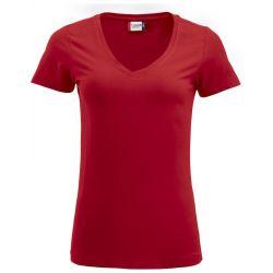 Camiseta Cuello de Pico Mujer CLIQUE ARDEN