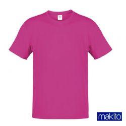 Camiseta 100% Algodón HECOM MAKITO