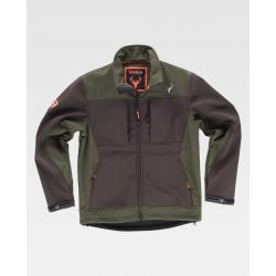 Chaqueta Caza Workshell HUNTERTEAM S8620