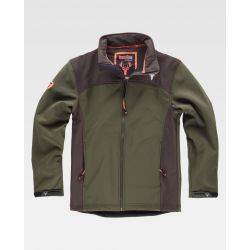 Chaqueta Caza Workshell HUNTERTEAM S8600