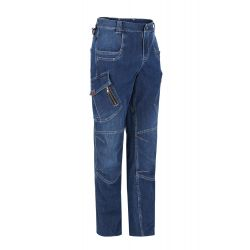 Pantalón strech Denim Slim Fit MONZA 1804