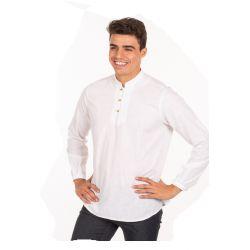 Camisa falso Lino unisex slim fit GARY'S DANTE 2989