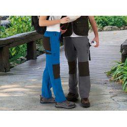 Pantalón TrekkKing Bielastico e hidrofugado VALENTO DATOR