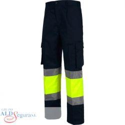 Pantalón Bicolor Alta Visibilidad C4018