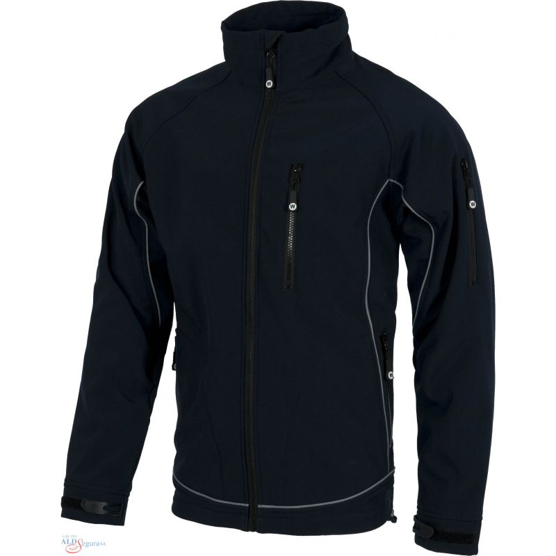 Chaqueta Impermeable Workshell WORKTEAM S9060 07338f576c372