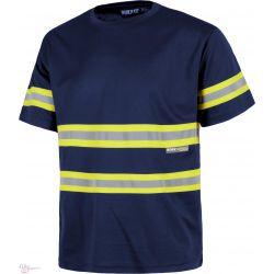 Camiseta Combinada C3936