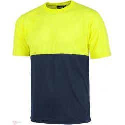 Camiseta Combinada Alta Visibilidad C6020