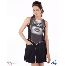Vestido de Peluquería CHICA 5547