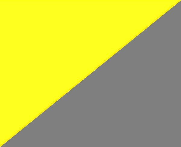 Amarillo Fluor/Gris