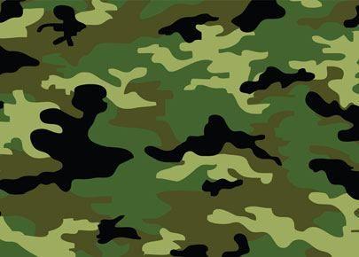 Verde Camuflaje