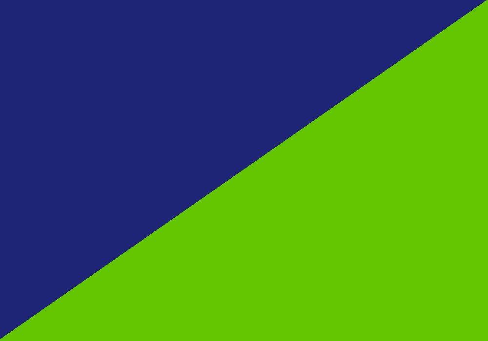 Azul Marino/Verde Lima